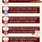 Social Media bei der Jobsuche: Trink den Kaffee, der zu Dir passt! [Infografik]