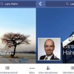 Facebook: Zwei Profile geschäftlich und privat? 7 Tipps für ein sauberes Facebook-Profil