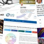 Social Media: Blog, Xing, Twitter, Instagram und Kaffeetrinken. Mein Kommunikationsmix.